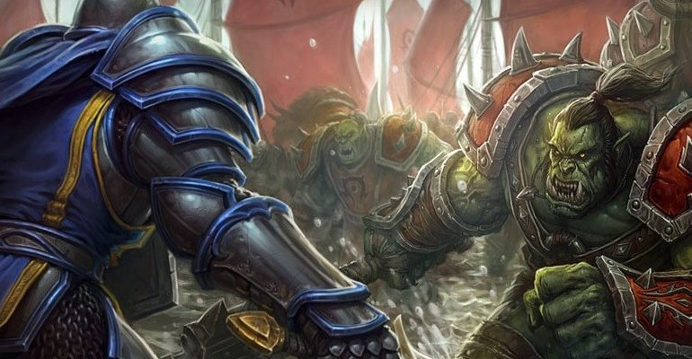 In den Kriegsfronten von WoW: Battle for Azeroth seid Ihr der Held