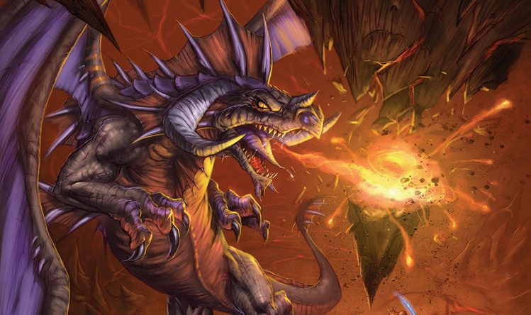 WoW Onyxia Classic Artwork