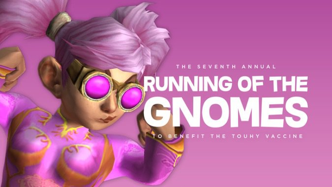 "WoW: Fan-Spektakel ""Running of the Gnomes"" wird festes Ingame-Event"