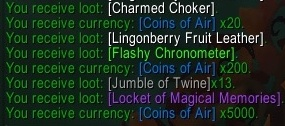 WoW Rogue stealing coins