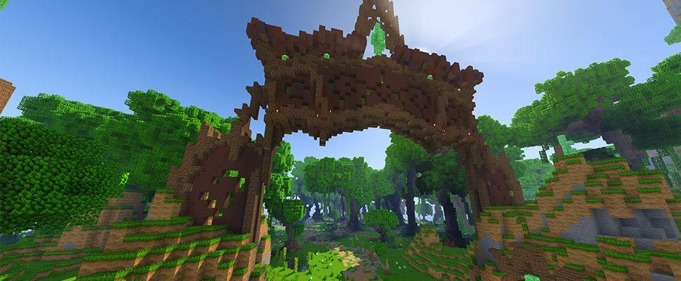 Ein MMO in Minecraft - Mit Levelsystem, Bossen und Gilden