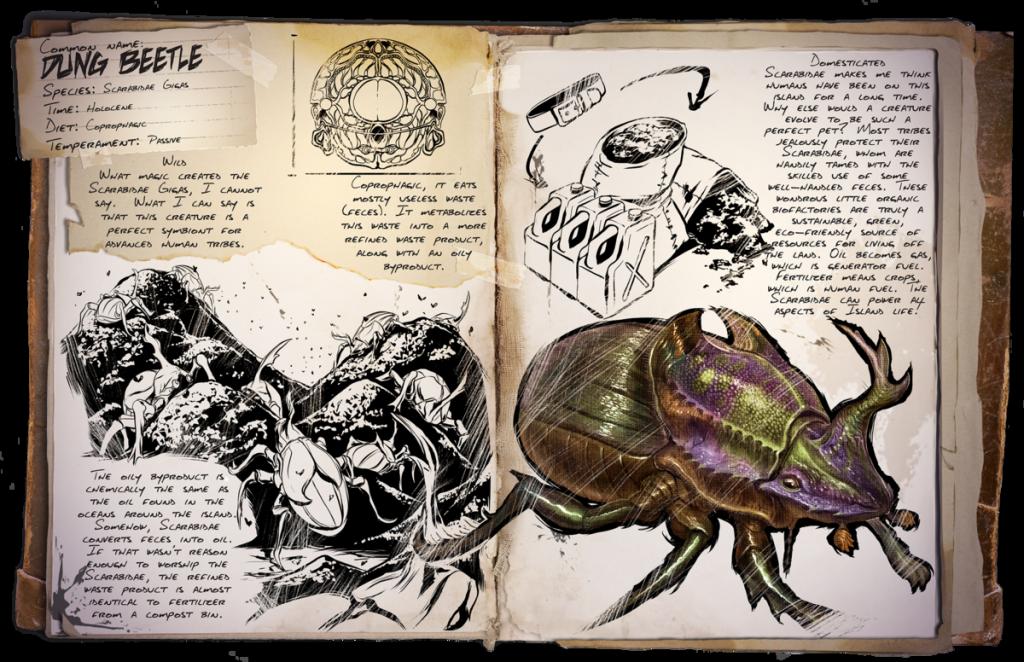 ark Dung_Beetle_Dossier