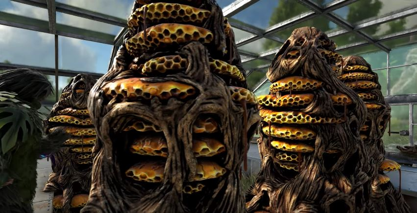 ark giant bee nest