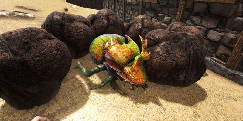 ARK Survival Evolved: Loblied auf den Kot – Bald geben Toiletten Bonus