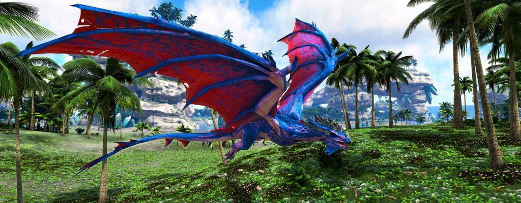 ARK: Survival Evolved – PS4 Update 1.27 mit 11.4 GB kommt gerade
