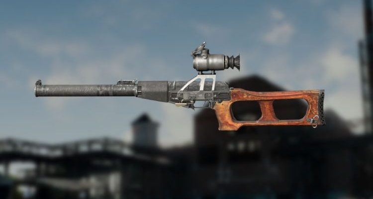 PUBG – Neue Sniper VSS Vintorz ist lautlose Wunderwaffe
