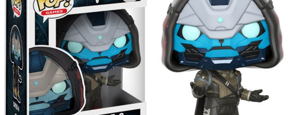 Destiny 2 Merchandise – Funko-Pop-Figuren erobern die Schreibtische!