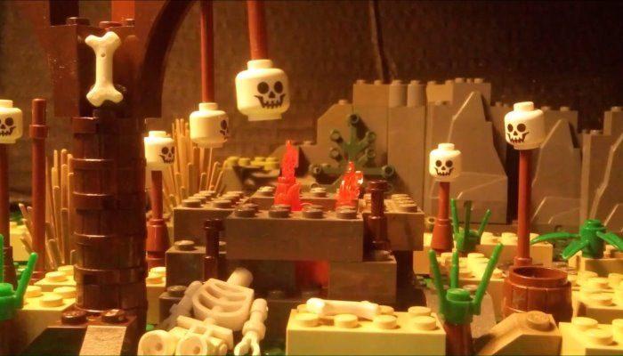 Conan Exiles: Blutige Klötzchen – Fan-Trailer aus LEGO!