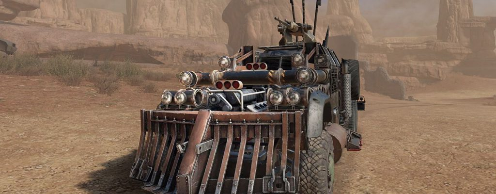 Crossout (PC, Xbox One, PS4) - Alle Infos zum Endzeit-Action-MMO