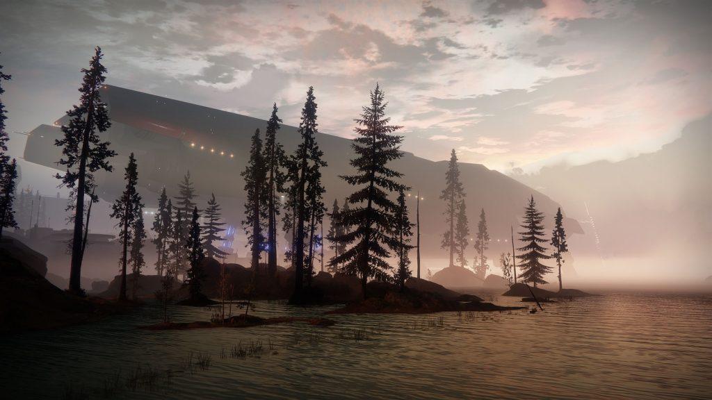 destiny 2 landschaft