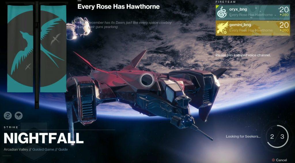 destiny 2 neuer orbit