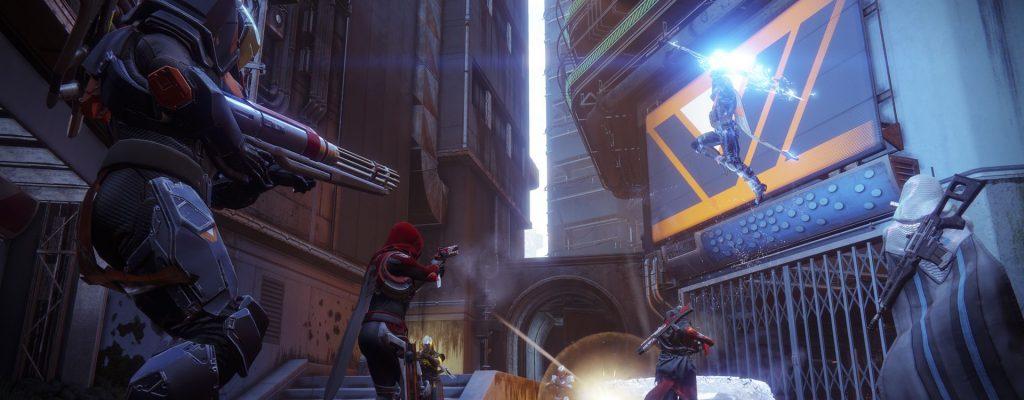 Mein-MMO fragt: Alle PvP-Modi in Destiny 2 sind 4v4 – Was haltet Ihr davon?
