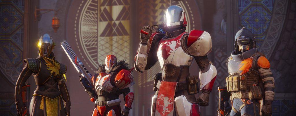 Destiny 2: Wichtigste Änderung zu Destiny 1 ist dieses neue Waffensystem