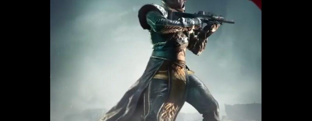 Destiny 2: Kommen SMGs? – Bungie zeigt neuen Waffentyp