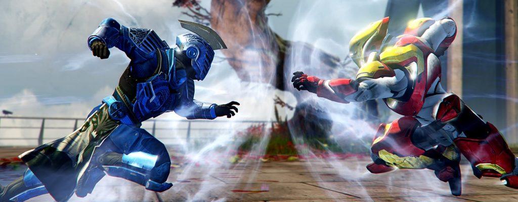 Wie Destiny 2 im nächsten Update die Titanen auf PC ausbremsen will