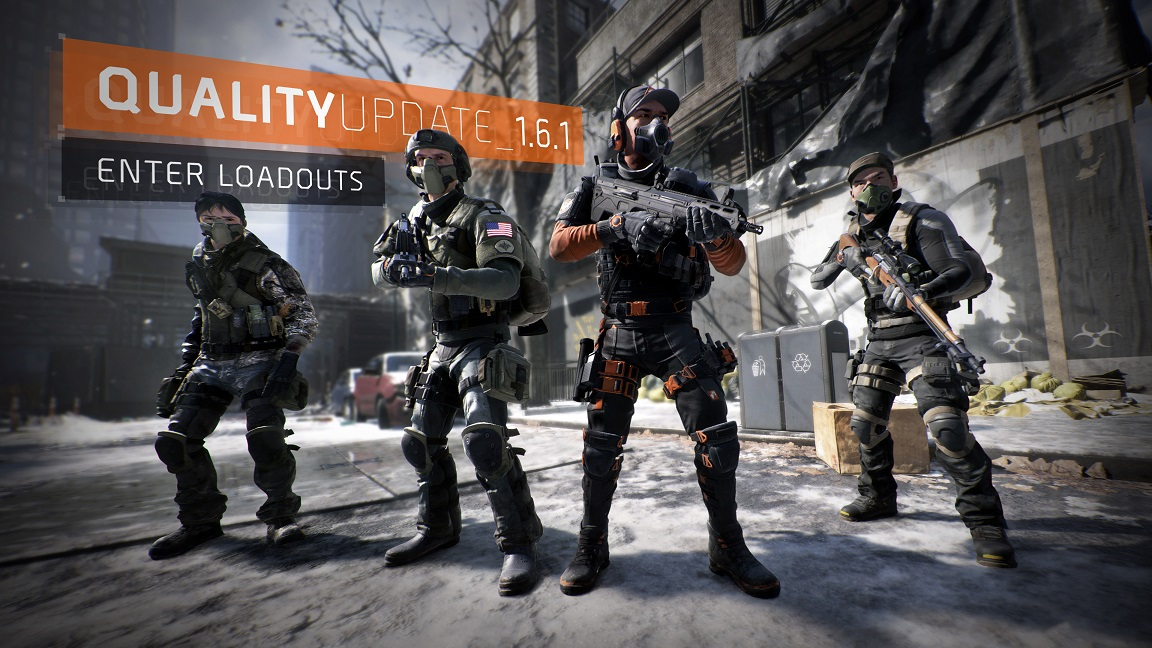 how to go rogue in the division 1.8 xbox one