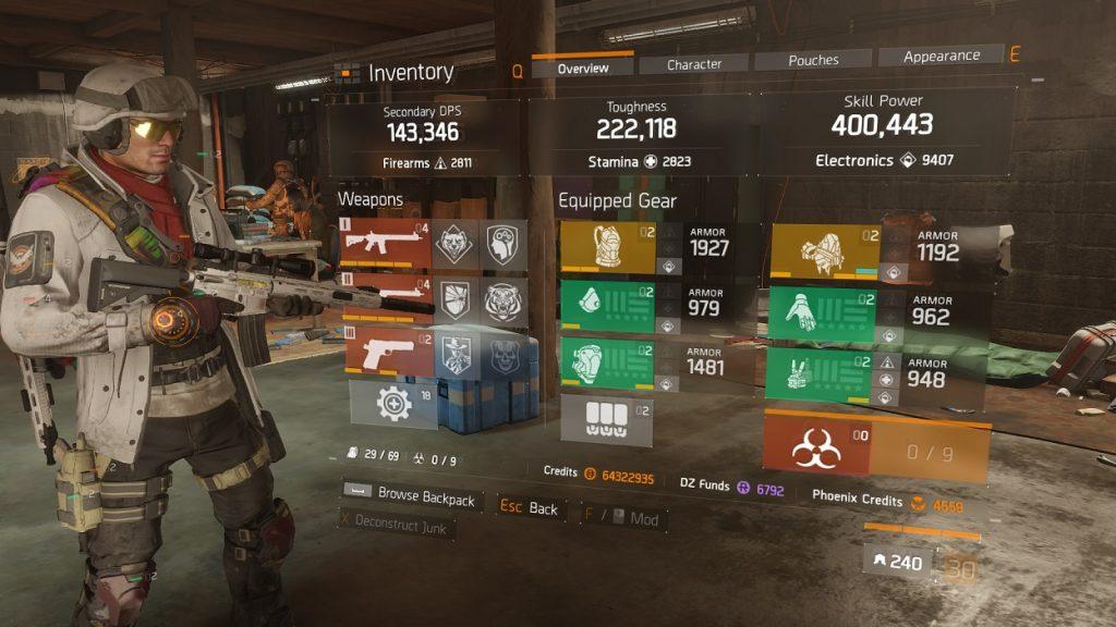 division tac build