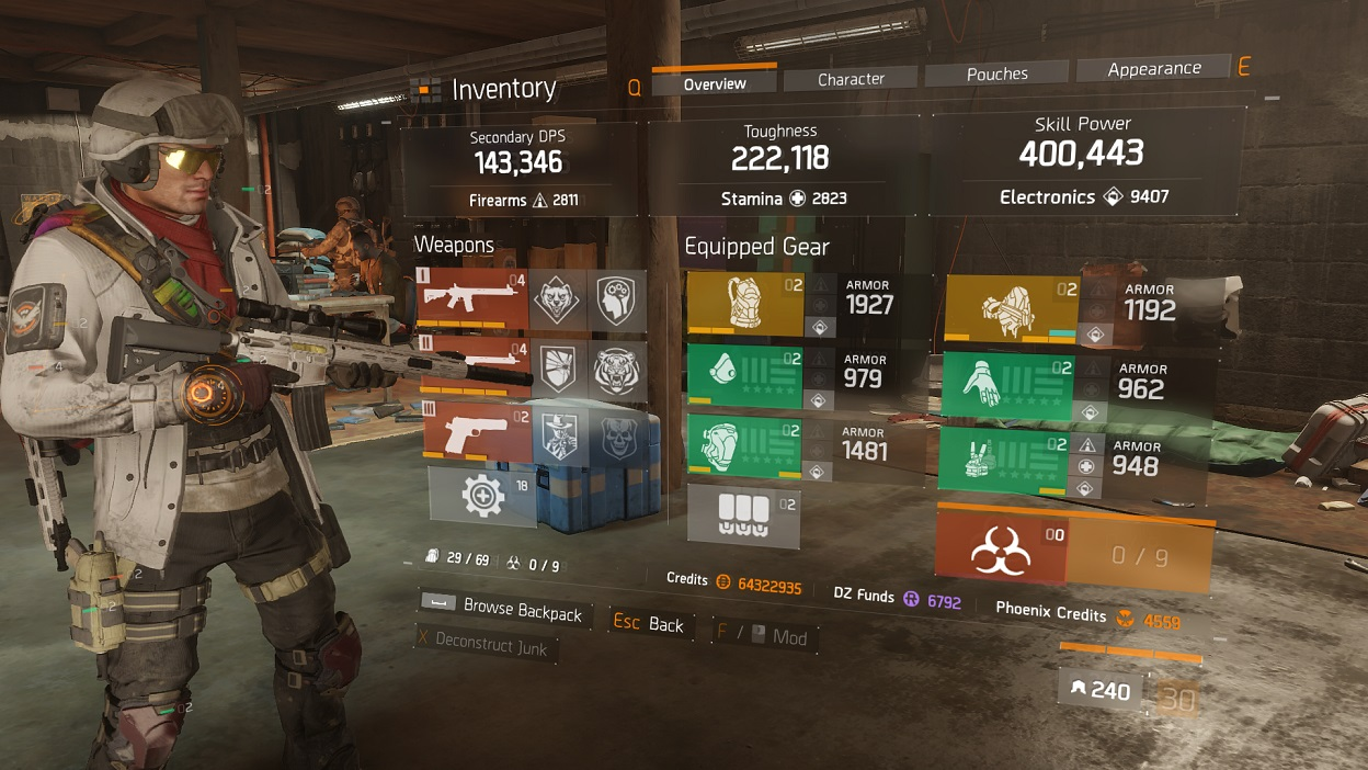 Taktiker Build   Division