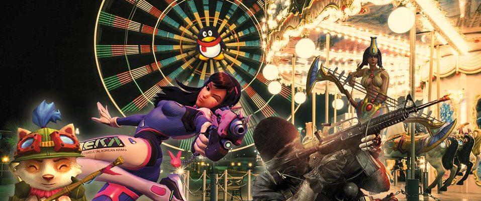 Disneyland für Nerds? Tencent baut Themenpark für eSports & Gamer