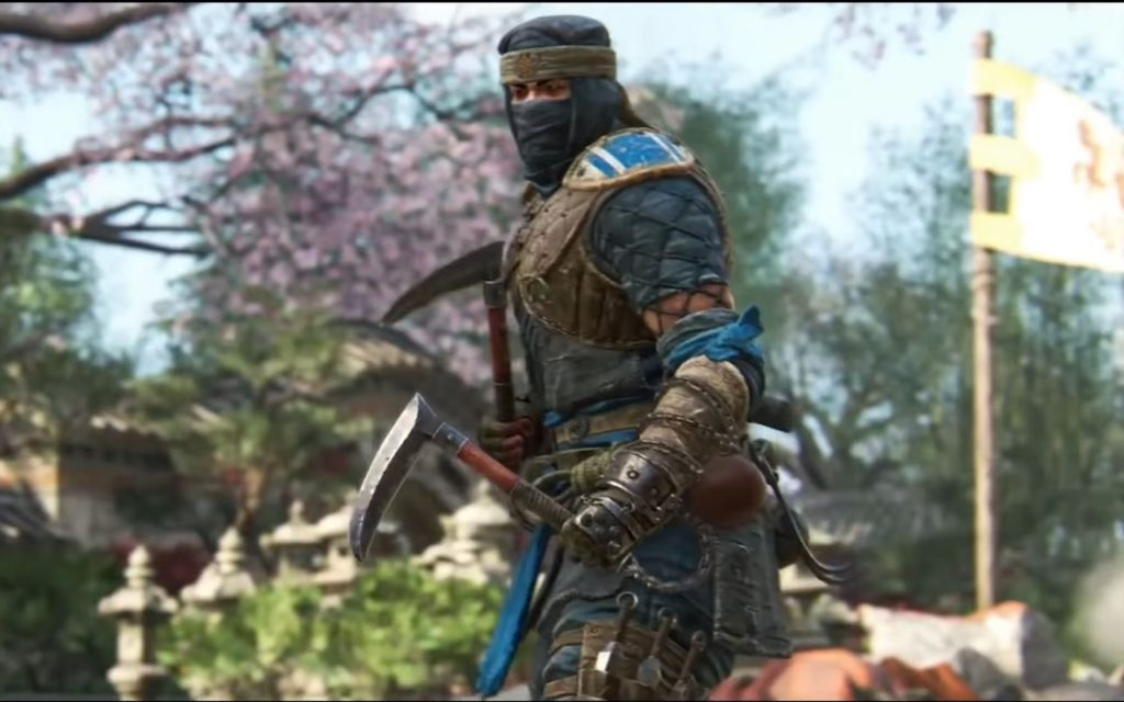 for honor shinobi