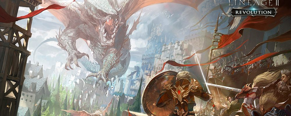 Lineage 2 Revolution: Europa-Release des Mobile-MMORPG-Hits im Juni?