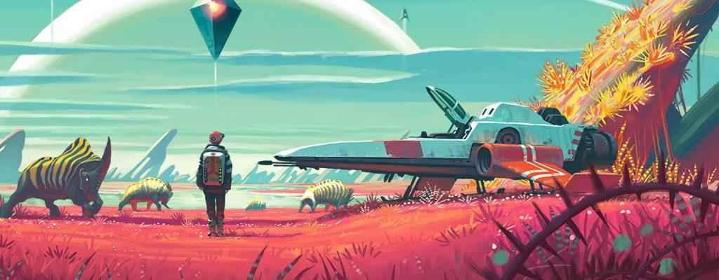 No Man's Sky: GOG-Version hat keinen Multiplayer, daher gibt's Geld zurück
