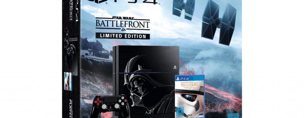 """""""Star Wars""""-Limited-Edition für PS4 & weitere Bundles heute bei Saturn"""