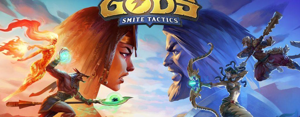 SMITE Tactics heißt jetzt Hand of the Gods und hat neue Features