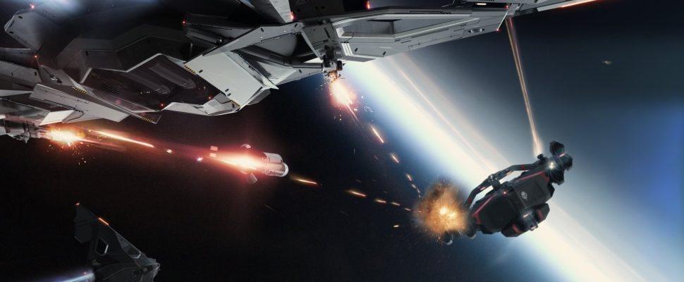 Star Citizen Erreicht 150 Millionen Us Dollar Zeigt 275 Stealth Bomber