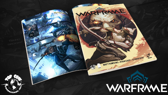 warframe comic
