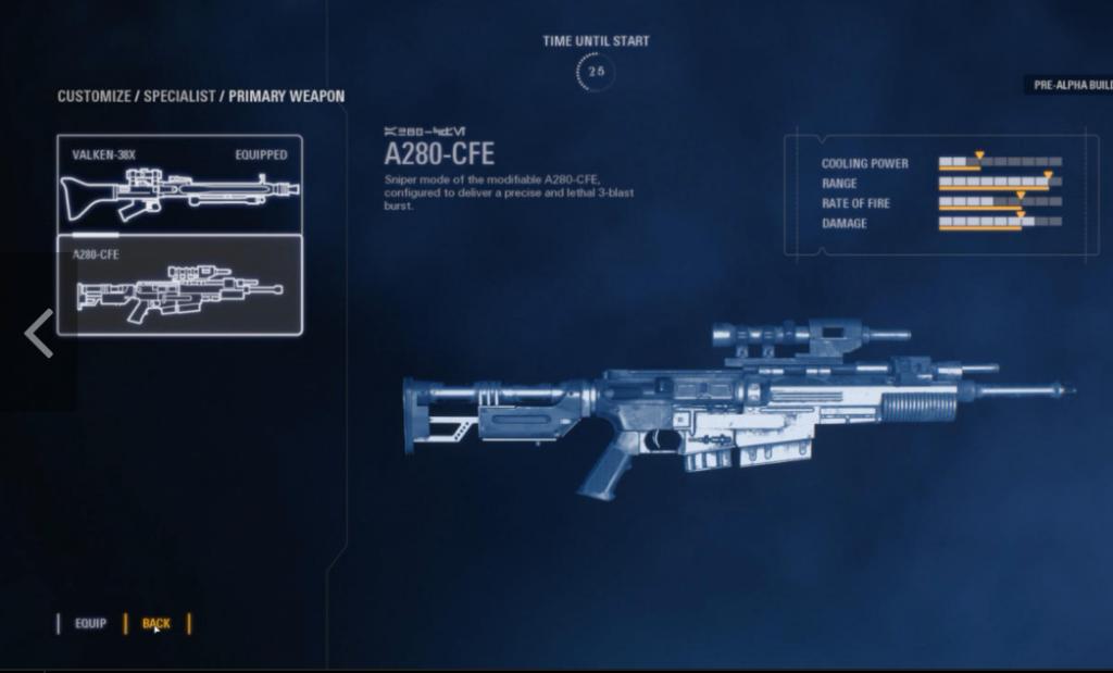 A280 Battlefront