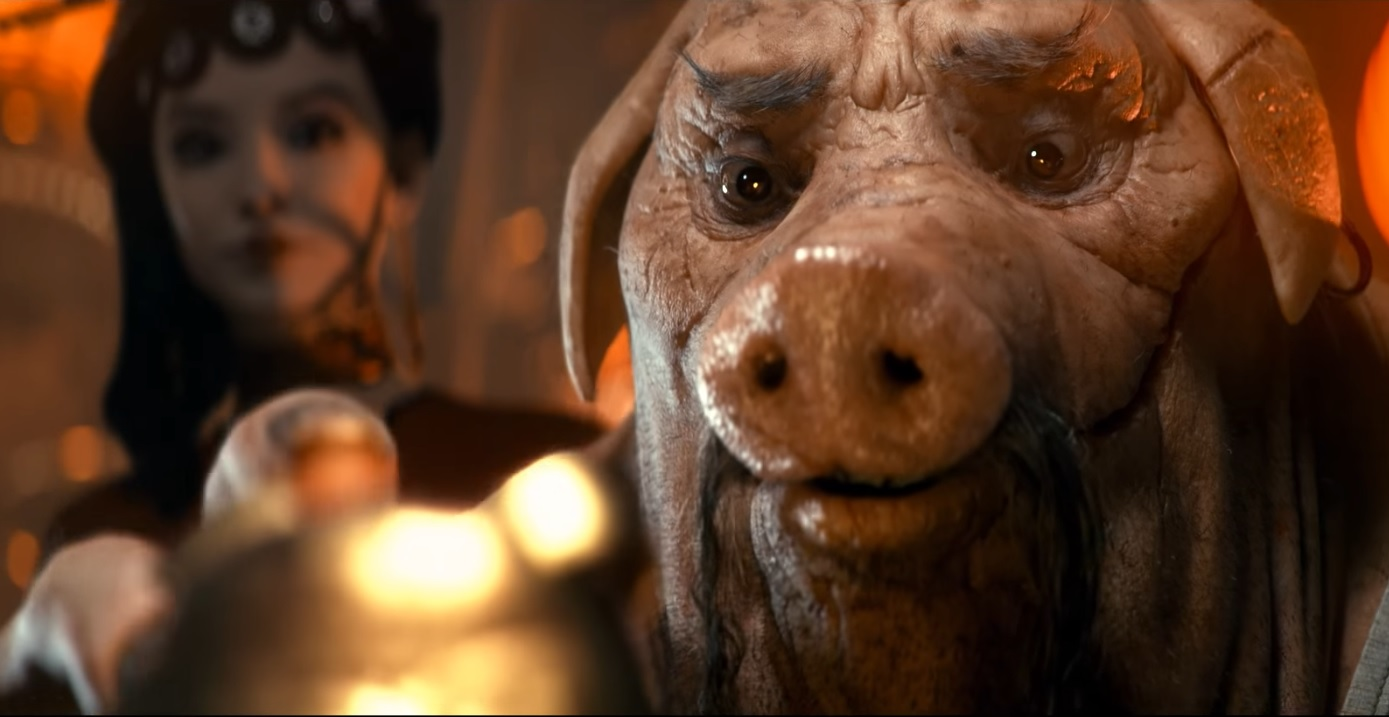 Beyond Good and Evil 2 Pigman