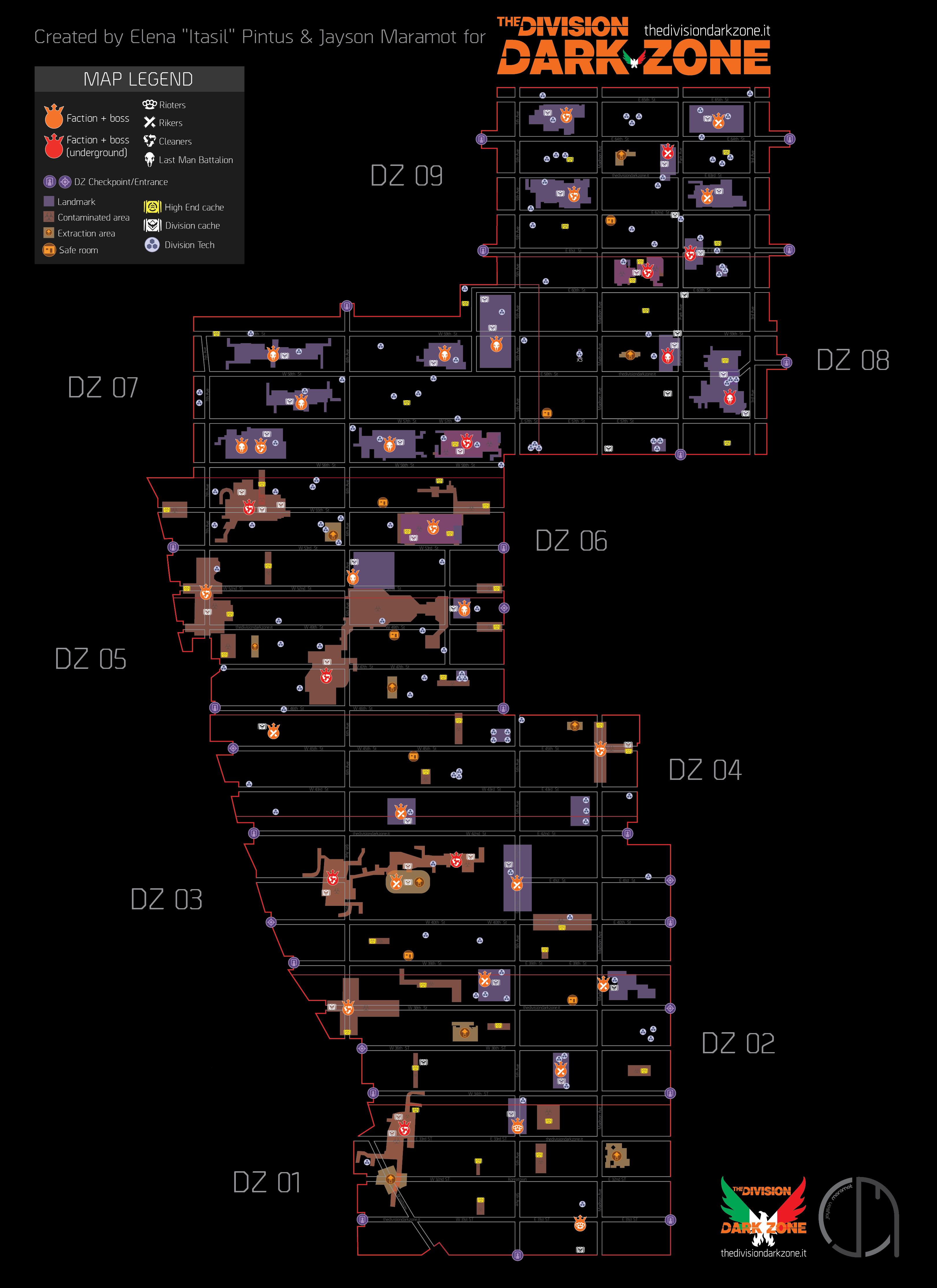 DZ_Map