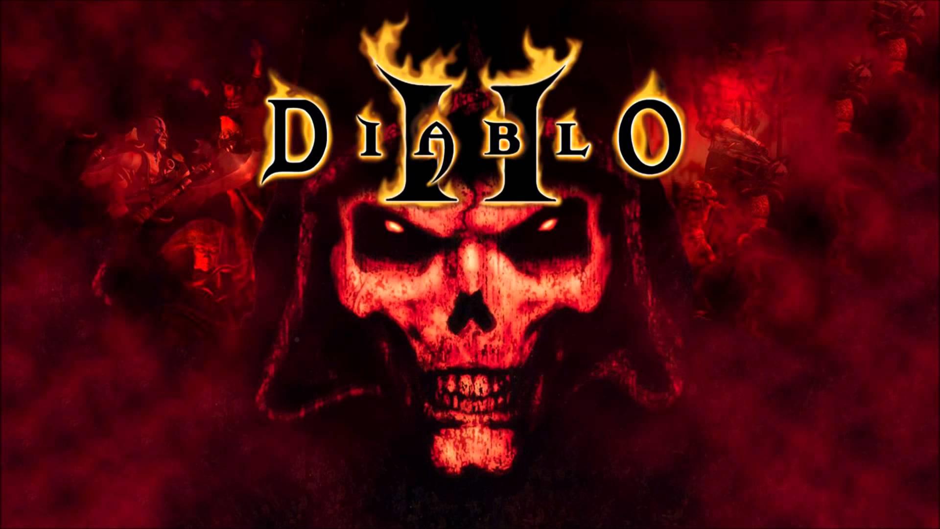 Diablo 2 Title