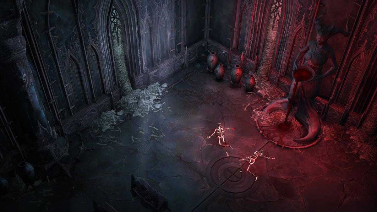 Diablo 3 Tempel der Erstgeborenen