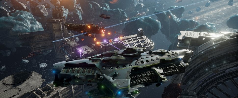 Dreadnought (PS4, PC): 19 Minuten Raumschlachten im Video