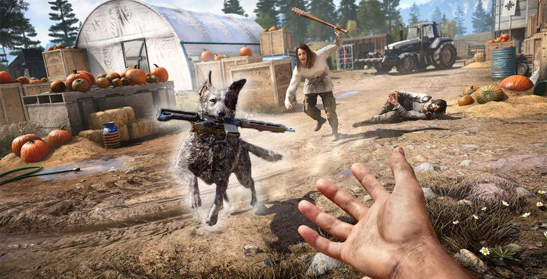 Far Cry 5: Wer ist ein guter Junge? Boomer, der Wunder-Hund