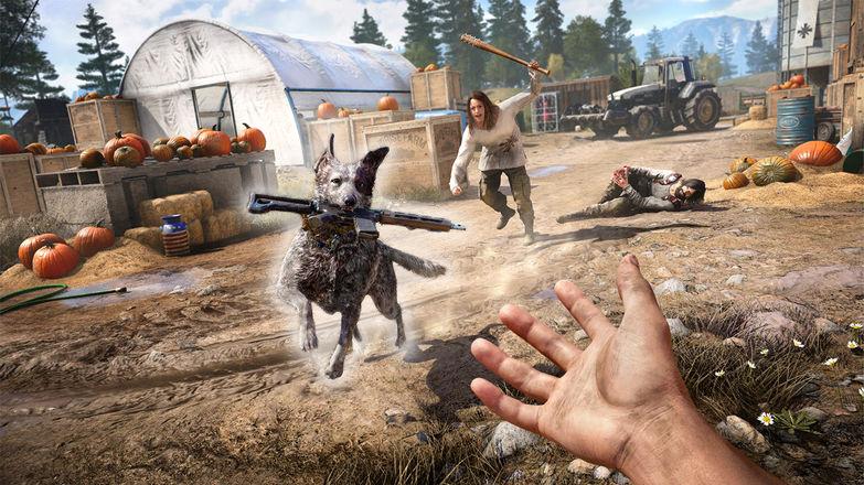 Far Cry 5 Boomer Titel