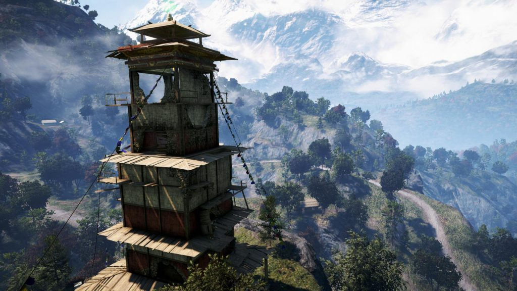 Far Cry Turm