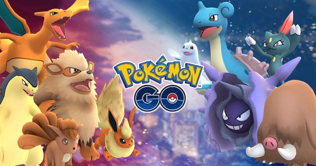 Pokémon GO Feuer Eis