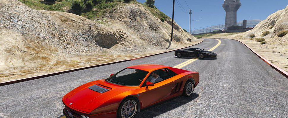 GTA Online – Bug erlaubt irre Rennen mit Transformer-Fahrzeugen