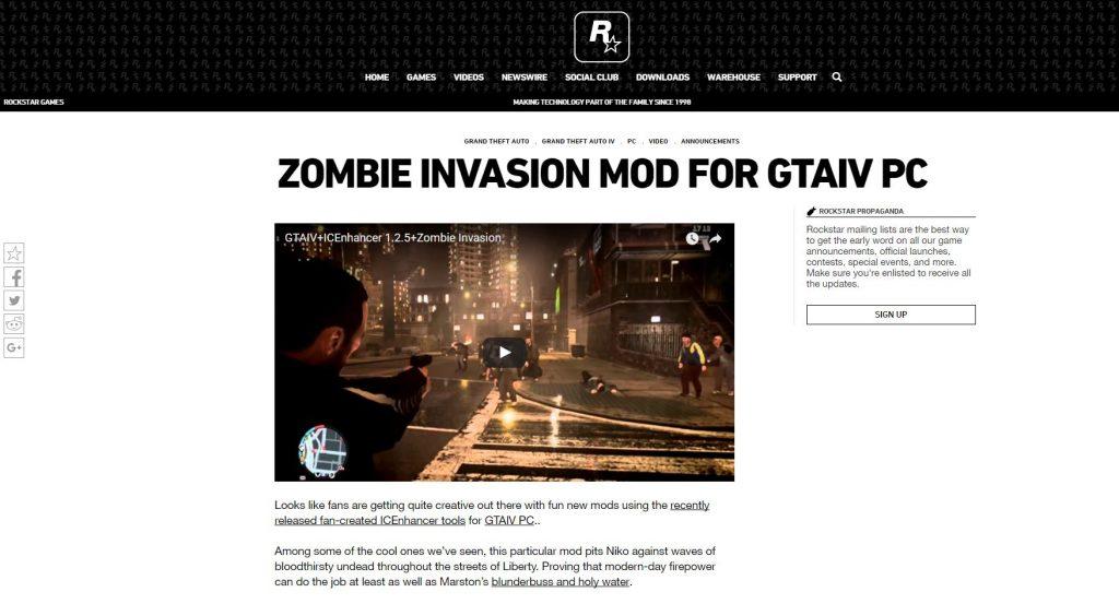 GTA 5 Online Mods Promote