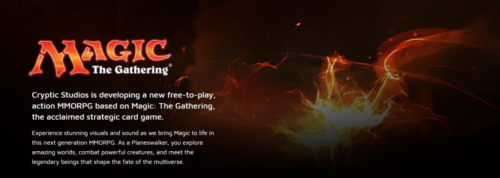 Magic MMORPG