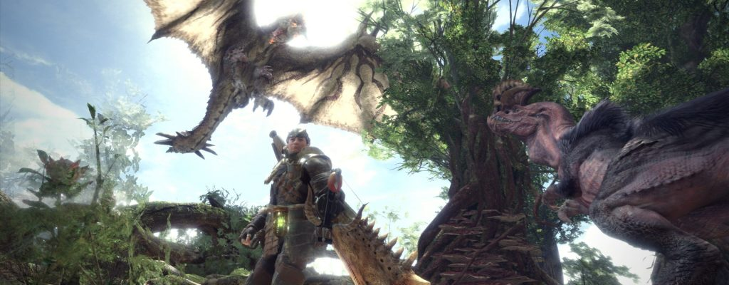 So lange dauert die Story-Kampagne von Monster Hunter World