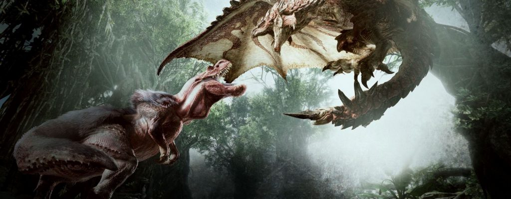 Monster Hunter World: Finanzbericht untermauert Release-Datum