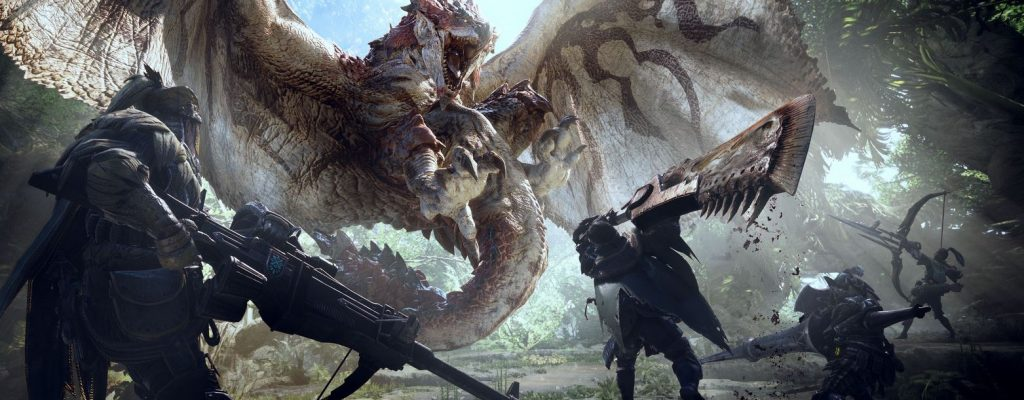 Monster Hunter World: \
