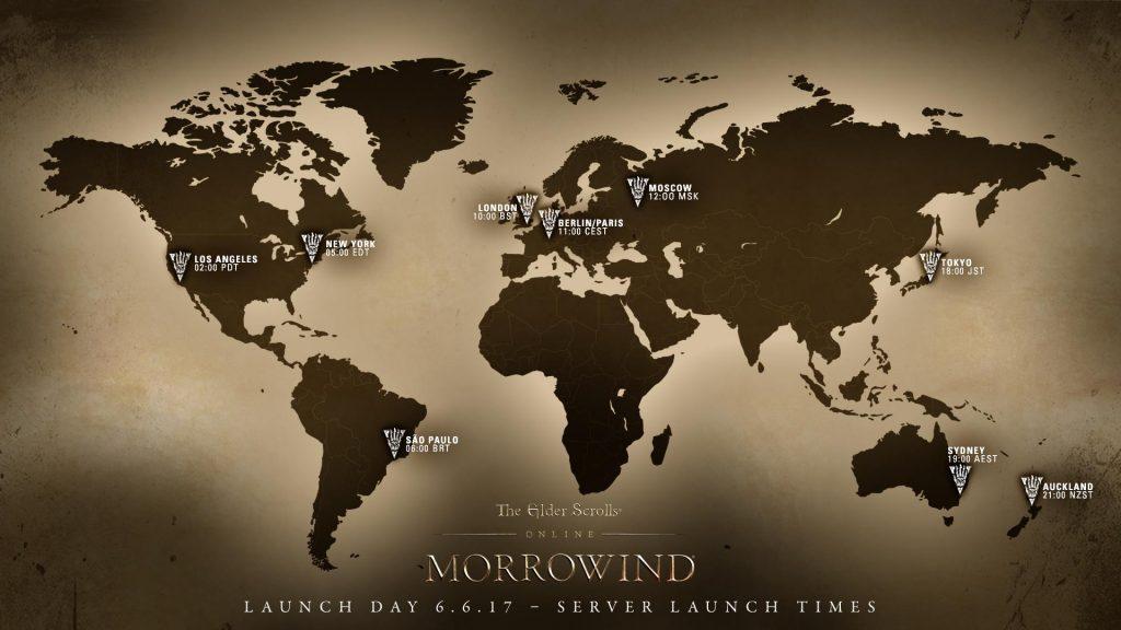 Morrowind Zeitplan
