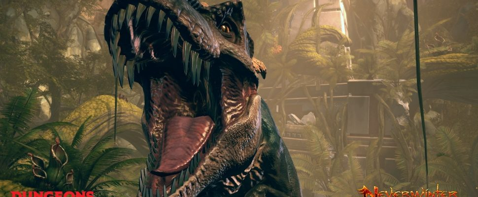 Neverwinter: Untote-Dinos! Tomb of Annihiliation für PC gestartet