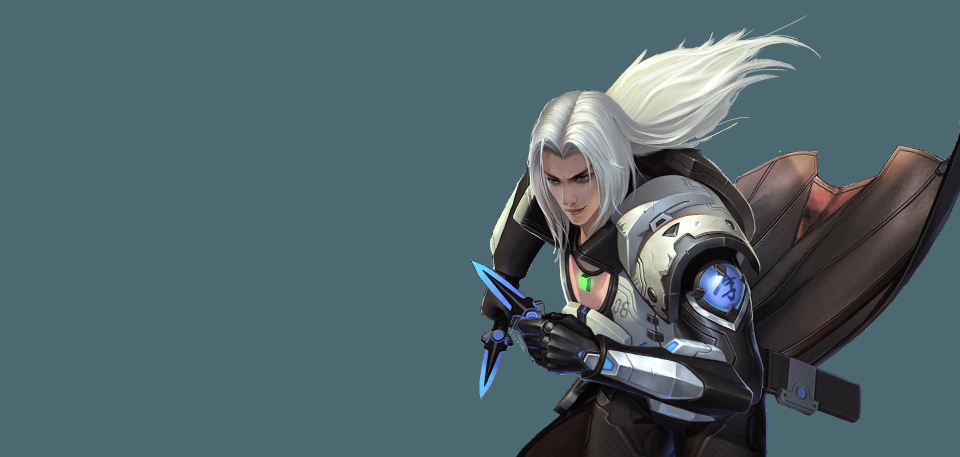Overwatch Hero Mission Sephiroth