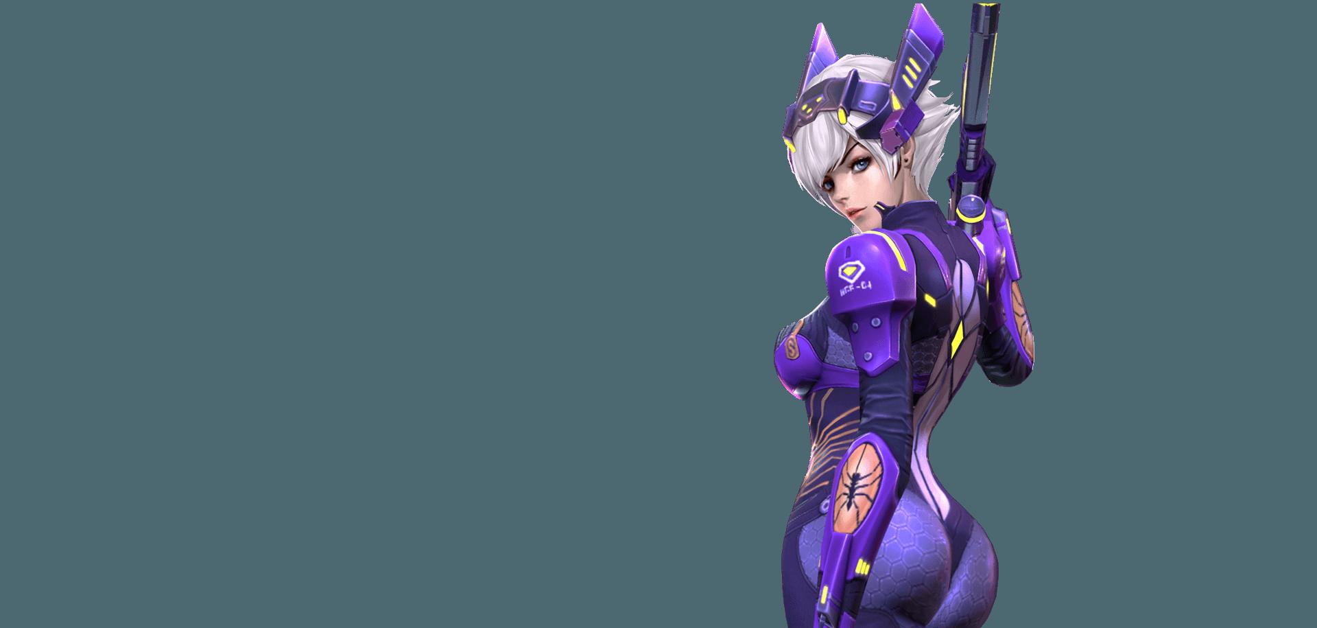 Overwatch Hero Mission Widowmaker